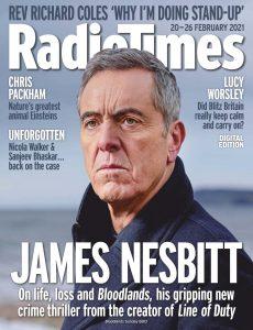 Radio Times – 20 February 2021
