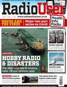 Radio User – March 2021