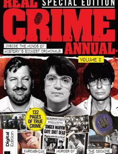 Real Crime Annual – 2nd Edition, 2021
