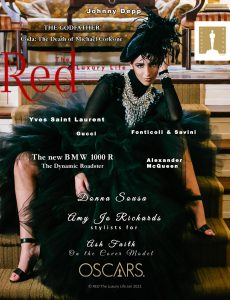 Red The Luxury Life – January 2021
