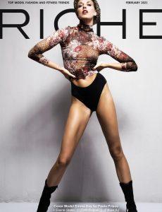 Riche Magazine – Issue 93 February 2021