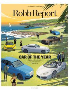 Robb Report USA – February 2021
