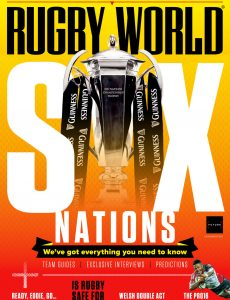 Rugby World – March 2021