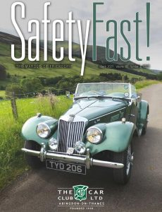 Safety Fast! – March 2021