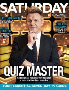 Saturday Magazine – February 20, 2021