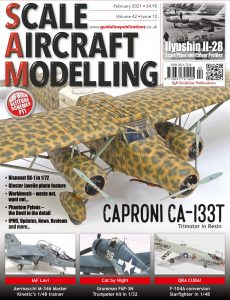 Scale Aircraft Modelling – February 2021