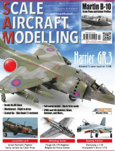 Scale Aircraft Modelling – March 2021