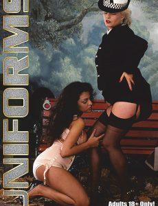 Sexy Uniform MILFs in Nylons Adult Photo Magazine – February 2021