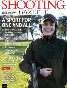 Shooting Gazette – March 2021