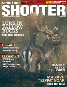 Sporting Shooter Australia – March 2021