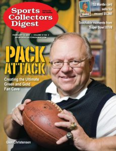 Sports Collectors Digest – February 15, 2021