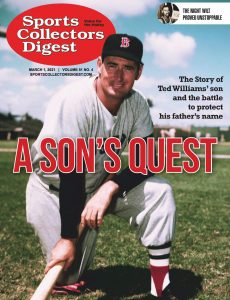 Sports Collectors Digest – March 01, 2021