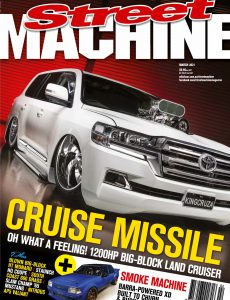 Street Machine Australia – March 2021