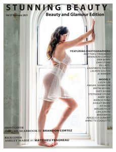 Stunning Beauty – Beauty and Glamour February 2021