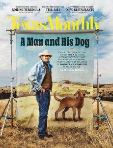 Texas Monthly – March 2021