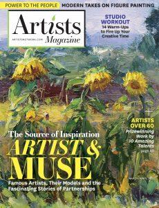 The Artist's Magazine – March-April 2021