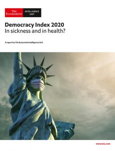 The Economist (Intelligence Unit) – Democracy Index 2020, In sickness and in health (2021)