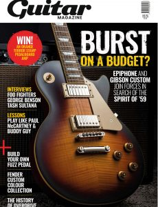The Guitar Magazine – March 2021