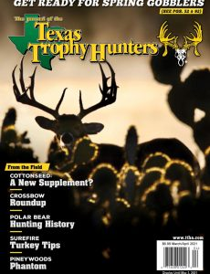 The Journal of the Texas Trophy Hunters – March-April 2021
