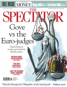 The Spectator – 23 May 2015