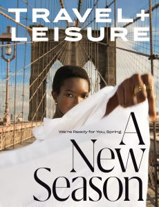 Travel+Leisure USA – March 2021