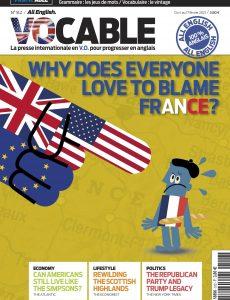 Vocable All English – 4 Février 2021