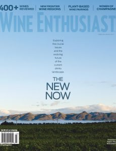 Wine Enthusiast – February-March 2021
