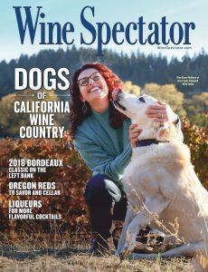 Wine Spectator – March 31, 2021