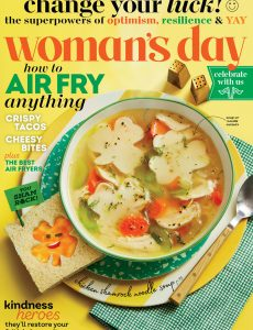 Woman's Day USA – March 2021