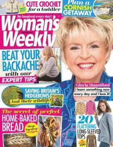 Woman's Weekly UK – 02 March 2021