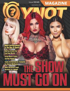 YNOT Magazine – Issue Y21-01 2021
