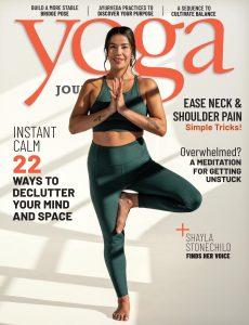 Yoga Journal USA – March 2021