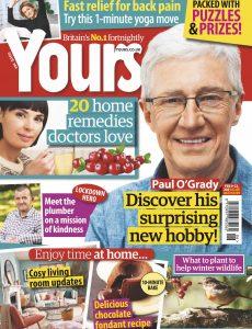 Yours UK – 14 February 2021
