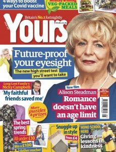 Yours UK – 28 February 2021