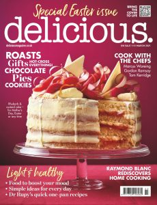 delicious UK – March 2021