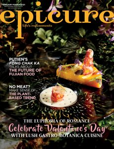 epicure Singapore – February-March 2021