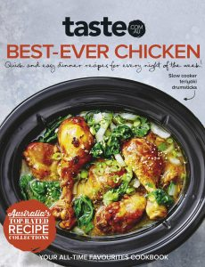 taste com au Cookbooks – March 2021