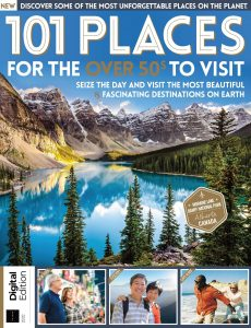 101 Places for Over 50s to Visit – Second Edtion 2021