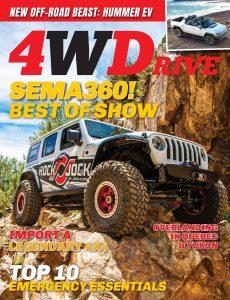 4WDrive – Volume 22 Issue 8 – January-February 2021
