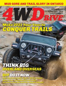 4WDrive – Volume 23 Issue 2 – May 2021