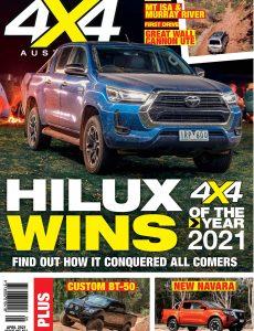 4×4 Magazine Australia – April 2021