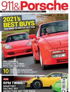 911 & Porsche World – Issue 318 – January 2021