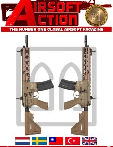 Airsoft Action – April 2021