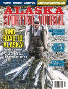 Alaska Sporting Journal – March 2021