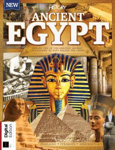 All About History Book Of Ancient Egypt, 6th Edition, 2021