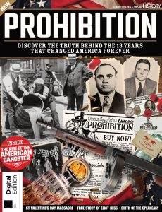 All About History Book of the Prohibition – Third Edition 2021