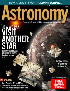 Astronomy – May 2021