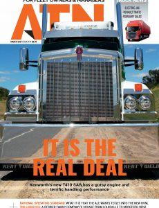 Australasian Transport News (ATN) – March 2021