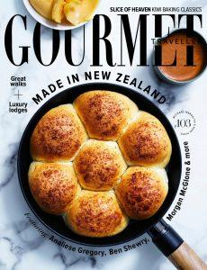 Australian Gourmet Traveller – April 2021
