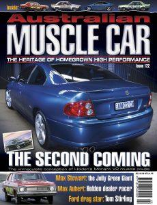 Australian Muscle Car – April 2021